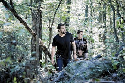Review: 'The Red Road' heads toward mystery