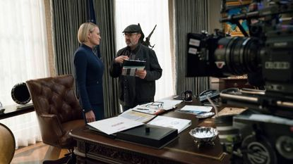 Netflix offers first look at last season of 'House of Cards'