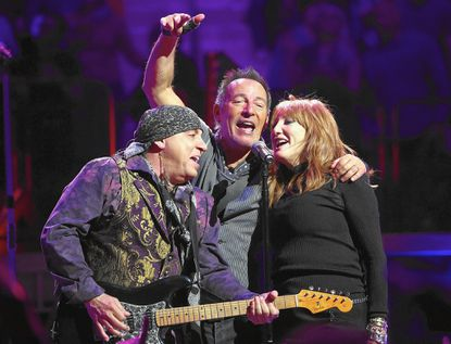 Bruce Springsteen and the E Street Band will play Royal Farms Arena on April 20.
