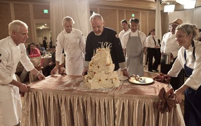 'Top Chef Masters' recap: Episode 2, 'You May Now Feed the Bride'