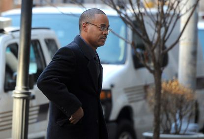 The trial of Baltimore Police Officer Caesar R. Goodson Jr.is in recess pending an appeals hearing for fellow Officer William G. Porter