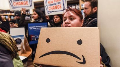 Union issue, not subsidies uproar, may have soured Amazon on New York
