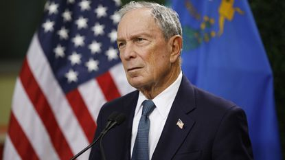 Michael Bloomberg will deliver the University of Maryland commencement address.