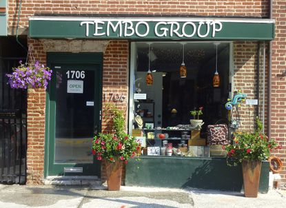 Tembo Group, an international arts and crafts boutique, has opened in Fells Point.