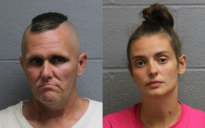 Westminster woman burned by cigarette, Hampstead man hit with bottle, police say; both charged with assault