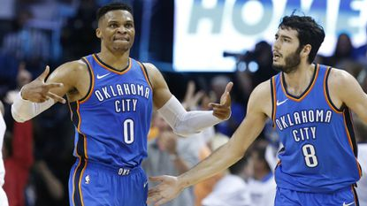 Thunder avoid elimination with stunning 25-point comeback in 107-99 win over Jazz