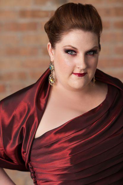 Soprano Tamara Wilson