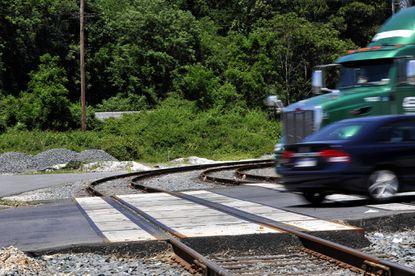Ungated railroad crossings pose dangers
