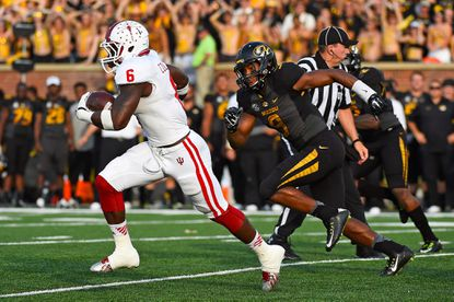 Tevin Coleman and Indiana upset Missouri last week, but the Hoosiers haven't fared well historically in the games that follow wins over ranked teams.