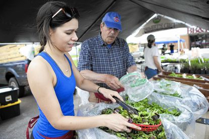 Farmers market discount coupons available July 8 for senior citizens