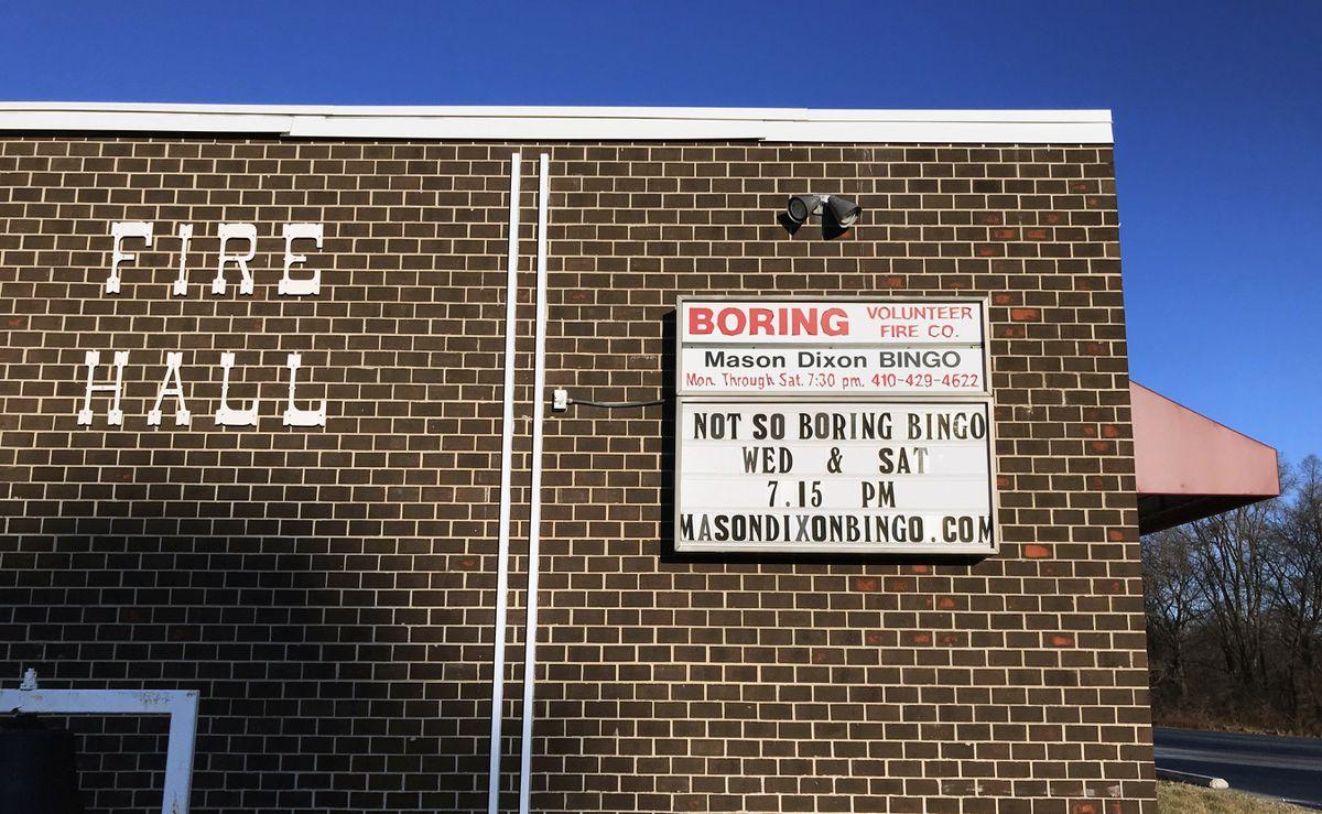 Boring, Area Membosankan di Bumi