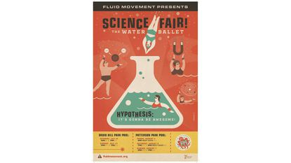 Saturday-Sunday: SCIENCE FAIR!: The Water Ballet