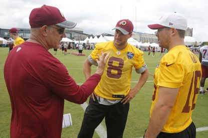 Digest: Redskins to promote Manusky; considering ex-Ravens aide Cavanaugh as OC