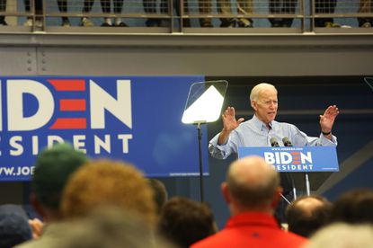Vice President Joe Biden finds himself defending Obamacare against opponents on both the right and the left.