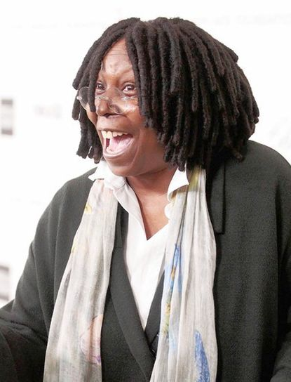 Whoopi Goldberg brings her one-woman show to the Modell Center at the Lyric.