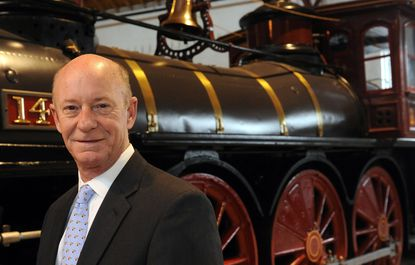 Five questions with B&O Railroad Museum head Courtney Wilson