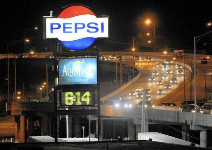 The Pepsi plant in Baltimore no longer makes soda and other beverages as the company has decided to stop production at the plant.