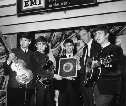 How George Martin created rock 'n' roll magic with the Beatles