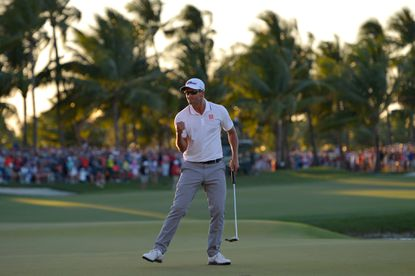 Adam Scott captures Cadillac Championship for 2nd straight win
