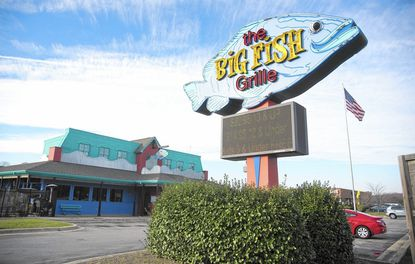 The Big Fish Grille in Crofton.
