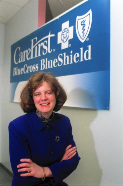 Mary Anne Heckwolf, a Blue Cross Blue Shield executive, died May 7.