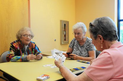 Arbutus Senior Center marks five years