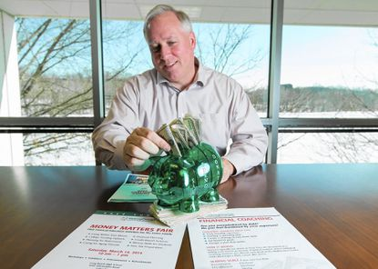 Mike Couch is executive director of MakingChange, a Howard County nonprofit that helps struggling families with financial coaching and wealth management.