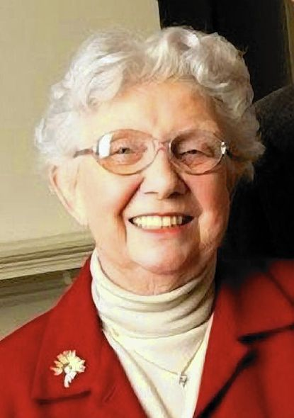 """Elizabeth B. """"Bettie"""" Delaplaine was former director of special events for the Frederick News-Post newspaper."""
