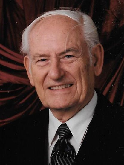 """Maurice Philborn """"Bud"""" Johnson worked in communications and radar systems for nearly 30 years."""