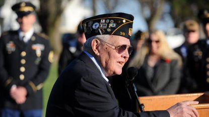 Veterans Day in Bel Air: 'We come here to be thankful but also to remember'
