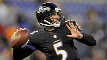 Joe Flacco is expected to be on the practice field soon and is still probable for the Ravens' season opener in Cincinnati.