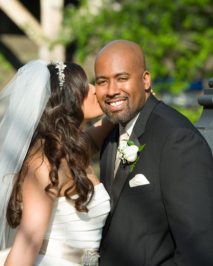 Wedded: Priscilla Rodriguez and Michael Ruth