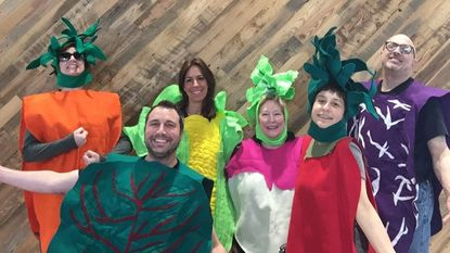 Parade of living 'vegetables' to make debut at Kenilworth Farmers Market