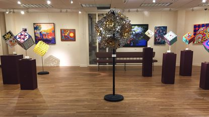 An opening reception for three new gallery exhibits will be held at the Carroll Arts Center in Westminster on Thursday, Sept. 13.