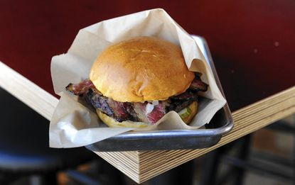Clark Burger is opening a second location on Central Avenue in Little Italy.