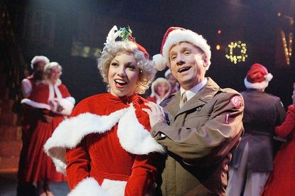 White Christmas Musical.White Christmas Musical Is A Holiday Treat At Toby S