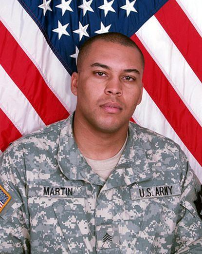 Staff Sgt. Jay Edward Martin, killed in Iraq April 29, 2007.