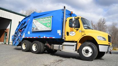 Beginning July 1, Aberdeen will do away with its sticker program for trash collection. Trash picked up by the city will be done at no cost to 90 percent of residents, the city manager said.