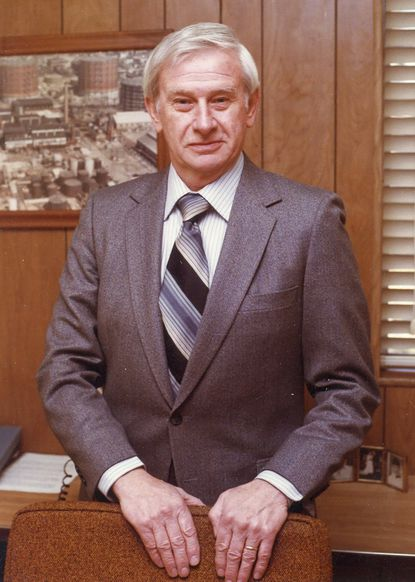 Edward E. Rothe was a former president of the Dundalk Chamber of Commerce.