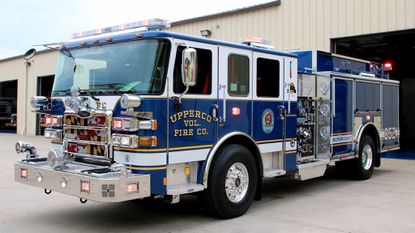 Boring and Arcadia will consolidate their departments into the Upperco Volunteer Fire Company beginning Sept. 1.