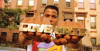 The tragedy of radio Raheem is reflected in the present-day tragedies of Mike Brown, Eric Garner, and Tyrone West.