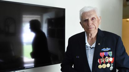 World War II veteran Steve Melnikoff, 99, of Cockeysville, went ashore on Omaha Beach the day after D-Day and took part in some of the worst combat of the war during the ensuing campaign.