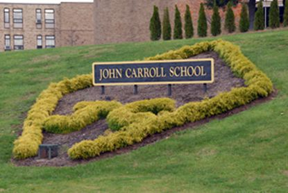 Some members of the John Carroll School community are upset over the mid-year removal, for reasons that won't be disclosed, of the moderator of The Patriot, the school's award-winning student newspaper.