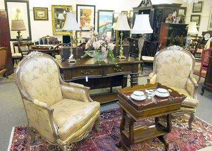 The Clearing House Ltd. in Timonium is the place to sell your high-end furniture.