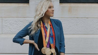 Jessica Long, a gold-medal winning, paralympic swimmer for Team USA will be the keynote speaker at the 2019 Women's Conference at Oak Grove Baptist Church.