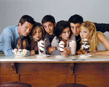NBC's 'Friends' currently streaming on Netflix