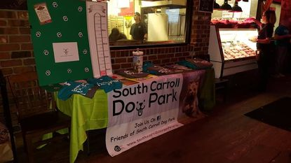 As of Tuesday, $10,532 had been raised in an effort to build the South Carroll Dog Park.