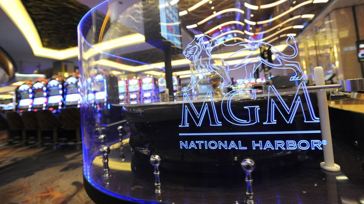 Latest Maryland casino data shows continued growth, MGM's