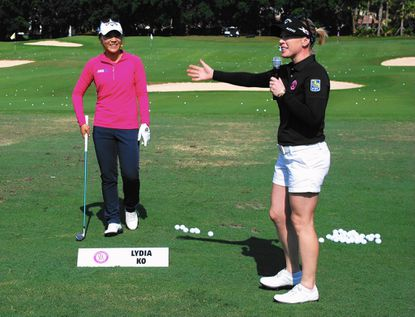 Lydia Ko helps Morgan & Friends raise a record $1 million