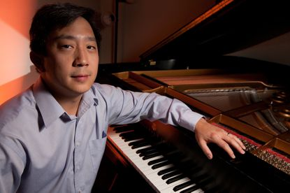 Dr. Christopher Shih, a gastroenterologist from Ellicott City, won this year's Van Cliburn International Piano Competition for Outstanding Amateurs.
